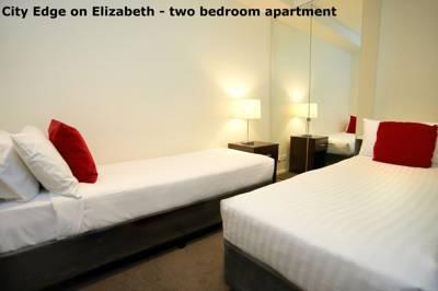 City Edge on Elizabeth Apartment Hotel