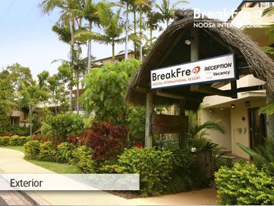 BreakFree Noosa International