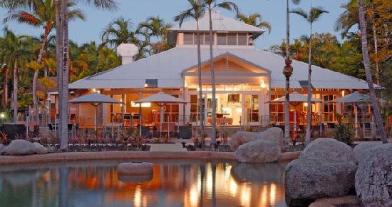 Rendezvous Reef Resort Port Douglas