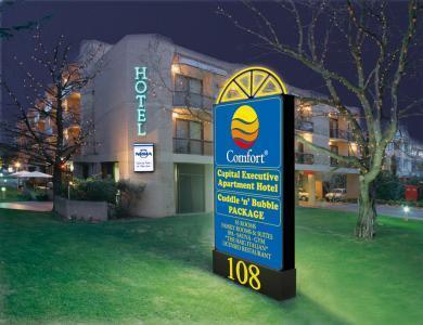 Capital Exec Apartment Hotel Canberra