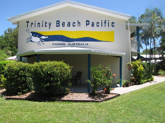 Trinity Beach Pacific Apartments