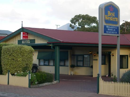 Best Western Melaleuca Motel and Apartments