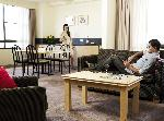 Rydges North Sydney, 2 Bedroom Hotel Suite