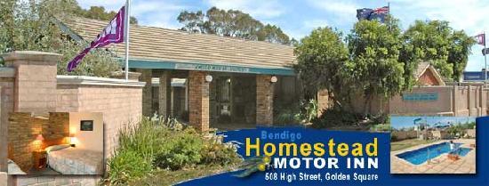 Homestead Motor Inn and Apartments