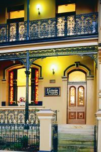 Albert and Victoria Court Sydney
