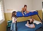 Maze Backpackers Hostel, Triple Room