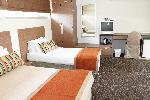 Econo Lodge City Star Brisbane, Double + Single Hotel Room
