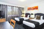 Alpha Canberra Hotel And Apartments, Deluxe Twin Hotel Room