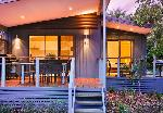 The Waterside Cabins, Blue Tongue 3bdrm2bthrm Spa