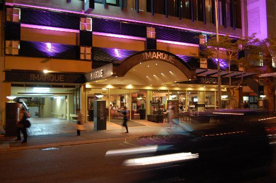 Rendezvous Studio Hotel Brisbane on George