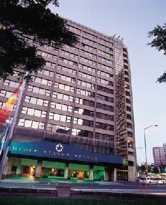 Accommodation Sydney Hyde Park Plaza