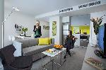 Citadines On Bourke Melbourne, 2 Bdrm 2 Bthrm Exec Apartment