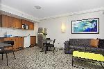 Mantra Parramatta, 1 Bedroom Spa Apartment+bfast