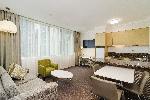 Clarion Suites Gateway, 1 Bdrm Hotel Suite + Breakfast