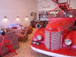 Fire Station Inn, Fire Engine King Spa Suite