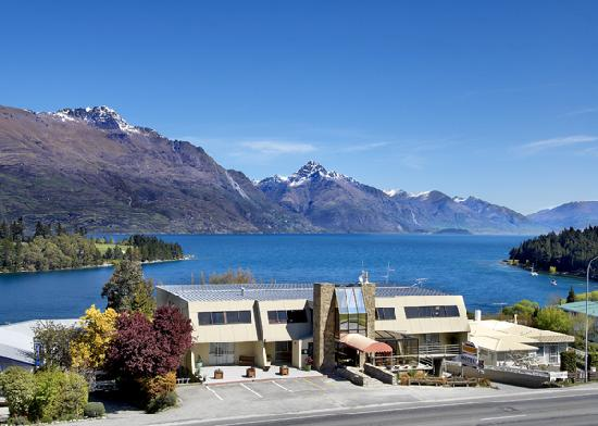 Earnslaw Lodge Motel Queenstown