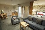 Wai Ora Lakeside Spa Resort, Superior Hotel Suite + Bfast