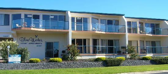 Bluewater Luxury Apartments Merimbula