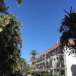 Best Western Airport Hacienda Motel, Queen Hotel Room + Car Park