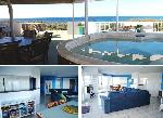 Surfside On The Beach, 3 Bdrm Penthouse Spa Apartment