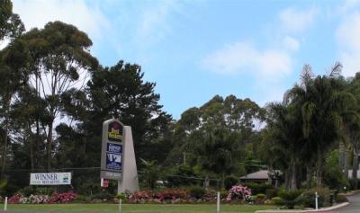 Best Western Fairway Motor Inn