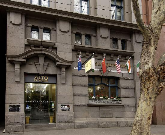 Alto Apartment Hotel on Bourke