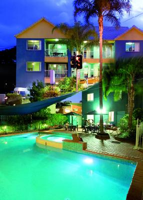 Aquarius Travellers Resort Gold Coast