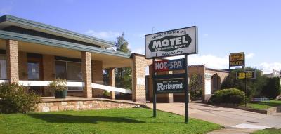 HiWay 8 Motor Inn