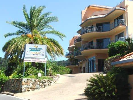 Sea Star Apartments Airlie Beach