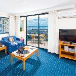 Mantra Hervey Bay, 3 Bedrm 3 Bathrm Spa Apartment