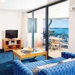 Mantra Hervey Bay, 1 Bdrm Spa King/twin Apartment