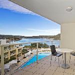 Mantra Ettalong Beach, 1 Bedroom Deluxe Pool/Ocean