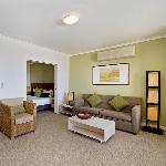 Mantra Ettalong Beach, 1 Bedroom Hinterland View