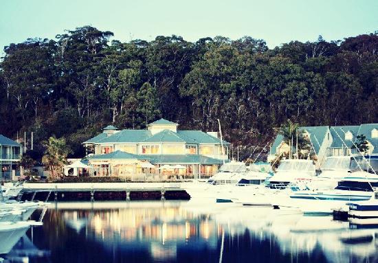 Anchorage Port Stephens Resort