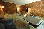 Burra Motor Inn, Twin Hotel Room