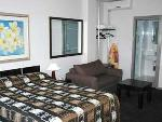 City Square Motel, Queen + Single Hotel Room