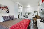 Adelaide Dresscircle Apartments Sussex St, Studio Apartment