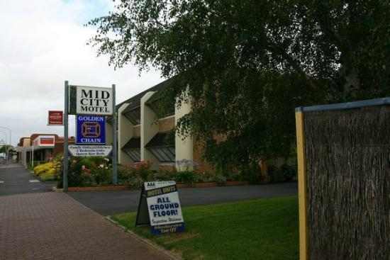 Mid City Motel Apartments Mount Gambier