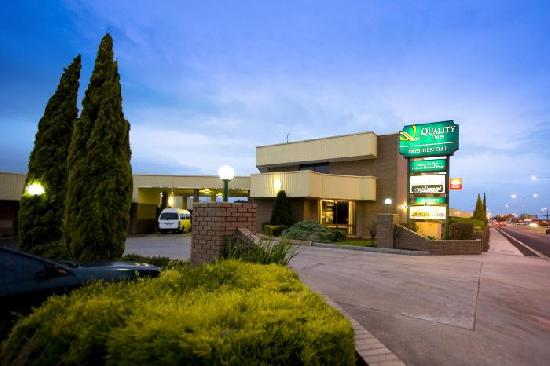 Quality Inn Presidential Motel Mt Gambier