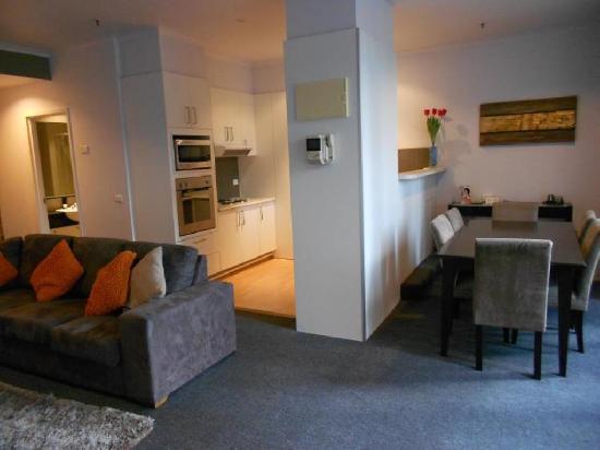 Best Western Riverside Apartments Melbourne