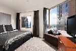 Quay West Suites Sydney, 2 Bedroom Suite Harbour View