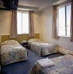 Miami Hotel Melbourne, Superior Triple Hotel Room