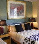 Adelaide City Park Motel, Hotel Room+ Verandah-1 Q + 1 S
