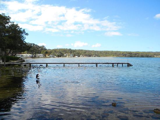 Dungowan waterfront accomodation