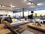 Arena Apartments, Deluxe 2 Bdrm 2 Bthm Apartment