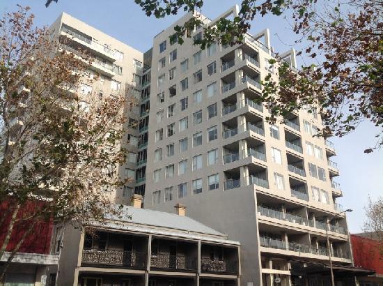 Newcastle Central Plaza Apartment Hotel
