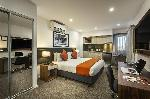 Quest Woolloongabba, Studio King/ Twin Apartment