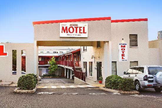 Downs Motel Toowoomba