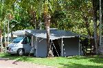 Darwin Freespirit Resort, Tropical (powered Site)