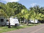 Darwin Freespirit Resort, Premium Caravan Site